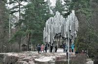 Monumentul lui Sibelius